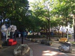 MRT Zhongshan Station Xianxing Park