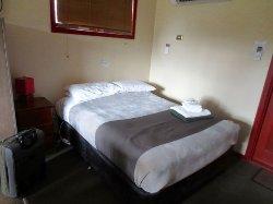 Single bed of Villa (cabin)