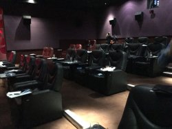 Odeon Cinemas - The Lounge