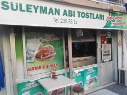 Suleyman Abi Tostlari