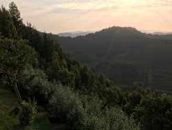 Amazing eco lodge with breathtaking views and a lovely charitable cause!