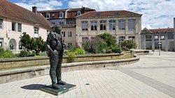Statue de Victor Hugo