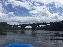 Slateford RR bridge