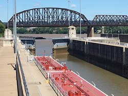 McAlpine Locks and Dam