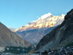 Rakaposhi View Point