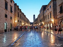 Placa Thoroughfare (Stradun)