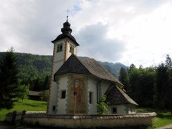 Succursal Church Of The Holy Spirit By The Lake
