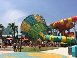 Six Flags Hurricane Harbor Oaxtepec