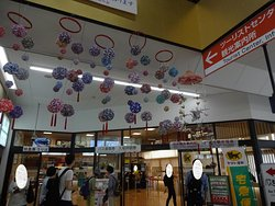 Tobu Nikko Station Tourist Information Center