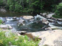 Linnville Falls