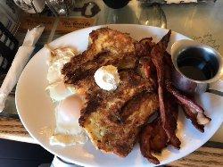 Best breakfast & staff in the area.