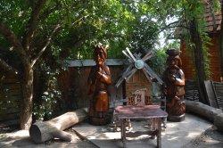 Ethnographical complex Ukrainian Village