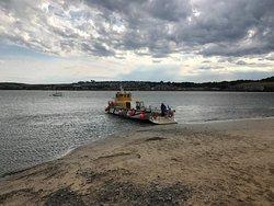 Padstow-Rock ferry