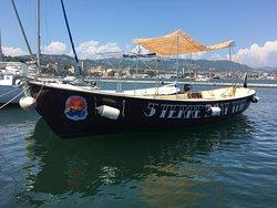 5 Terre Boat Trip