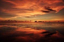 oh my...sunset