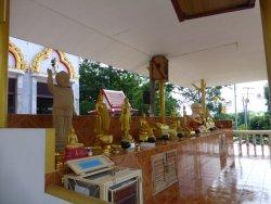Wat Tham Phratat Khao Prang