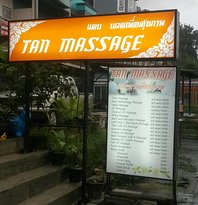 Tan Massage