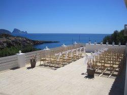 Wedding set-up