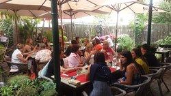 Travel Bugs Garden Restaurant