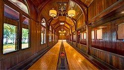 Bowling Pavilion built in 1894