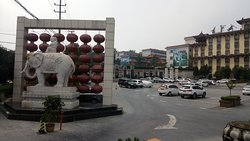 Good hotel for Chinese standards... an experience as a westerner.