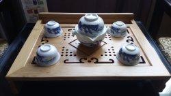 Tea facilities in the room