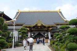 Sano Yakuyoke Daishi Temple