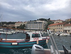 The Harbour of Hvar