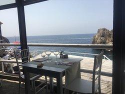 Very nice beach club and restaurant
