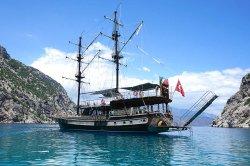 Cirali Boat Trip