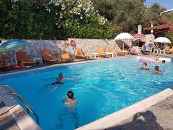 Charming hotel in lovely Lourdas