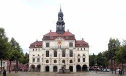 Historisches Lueneburger Rathaus