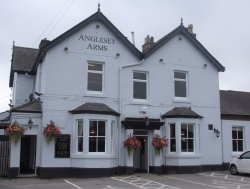 The Angelsey Arms, Stretton