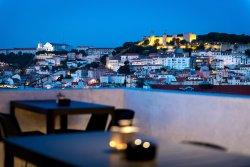 Mensagem - Restaurante e Bar Panorâmico - The view