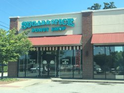 Sugar & Spice Donut Shop