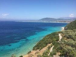 Tsoukalades Beach