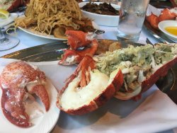 5 pound lobster for two