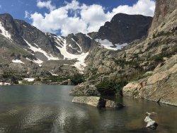 Glacier Gorge Junction Trailhead