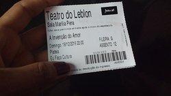 Teatro do LEBLON