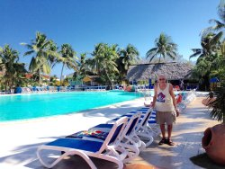 Jan/Feb 2017 Vacation at Hotel Amigo Mayanabo