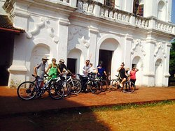 CyclingZens - Goa Bicycle Rental