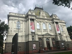 Lviv Sheptitsky National Museum