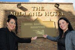The Midland Hotel & Brunel's Bar