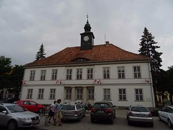 Town Hall in Reszel