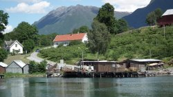 The Urnes Ferry