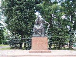 Monument to Fyodor Kon