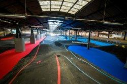Stride Strasbourg Indoor Bike Park