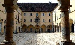 Cloître de l'ancien couvent
