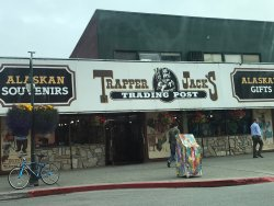 Trapper Jack's Trading Post