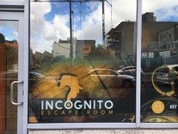 Incognito Escape Room